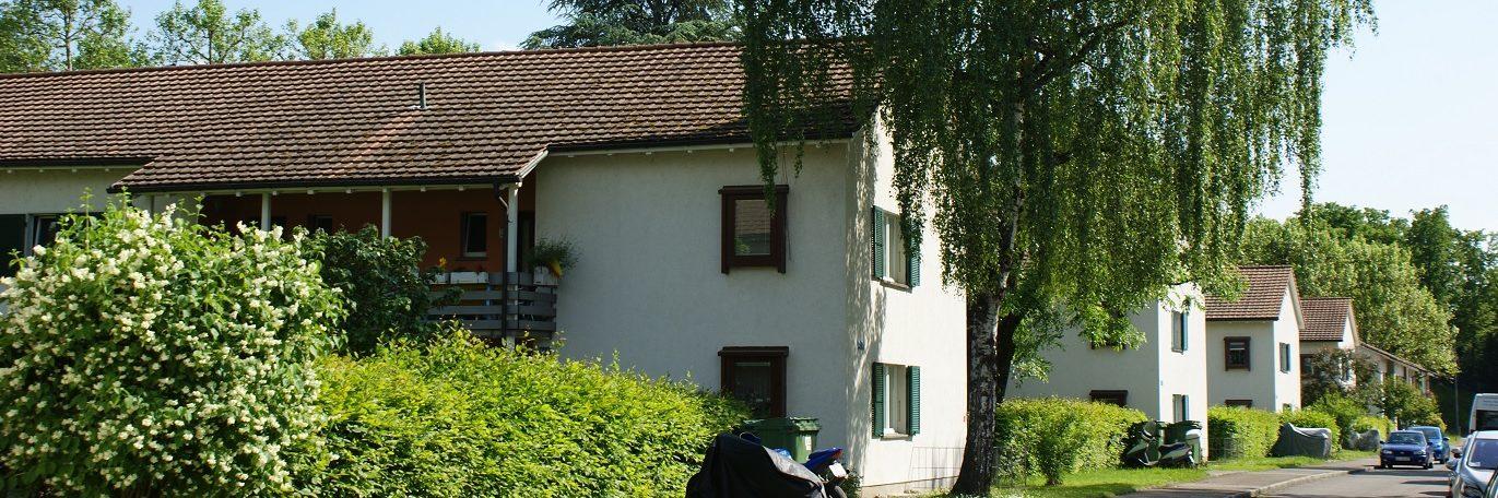 "Baugenossenschaft ""Sunnig Heim"""